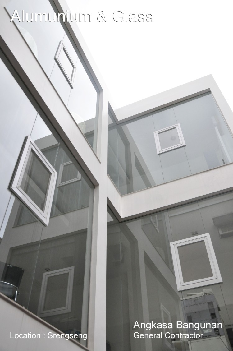 Alumunium & Glass